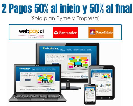 Diseño web Chile